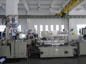 wiper profile making machine