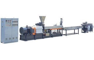 Parallel Twin-Screw Granule Making Machine
