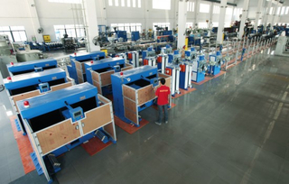Plastic Optical Fiber Extrusion Line