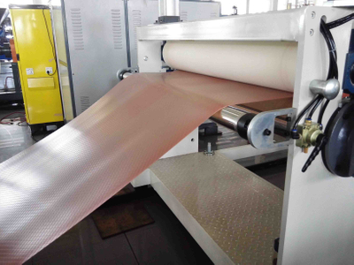 plastic SLIP SHEET MACHINE