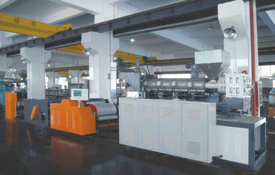CPP、CPE Cast Film Extrusion Line