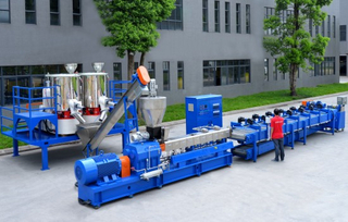 Special Formula Parallel Twin-sScrew Compounding Machine